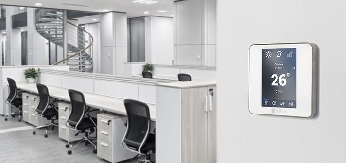Los sistemas Airzone representan una opción ideal en términos de reducción del consumo energético