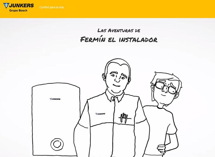 La marca de la división Bosch Termotecnia pone en marcha esta iniciativa para acercar a los usuarios los mejores consejos y soluciones