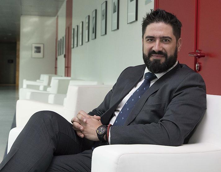 Raúl Calleja, Director de ePower&Building