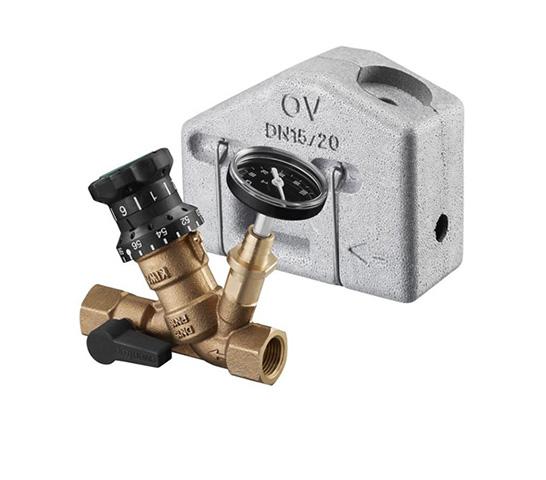 Válvula Aquastrom VT de Oventrop