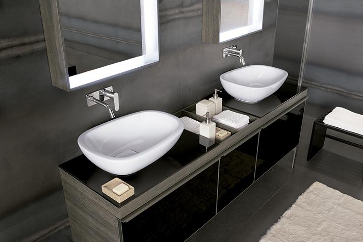 Geberit ofrece ahora una amplia gama de inodoros, bidés, lavabos y muebles de baño