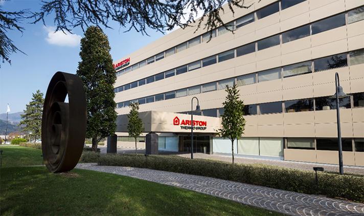 Ariston Thermo se sitúa entre las primeras 50 empresas que gozan de la más alta reputación en Italia