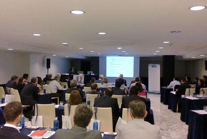 Palma de Mallorca acogió la Asamblea General de AFEC