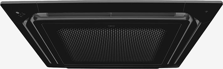 Fujitsu amplia la serie 3D Airflow de Cassette con un nuevo diseño de plafón negro