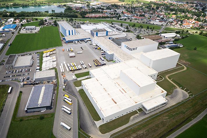 Las nuevas instalaciones, de más de 60.000 m2 en Pfullendorf, optimizan el sistema de entregas a clientes