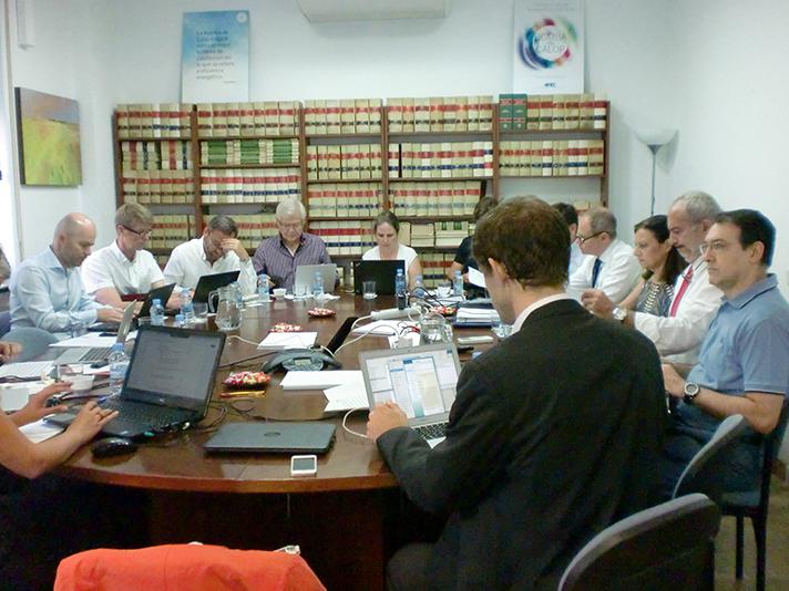 AFEC es miembro de EHPA y participa en numerosas de las actividades de esta asociación