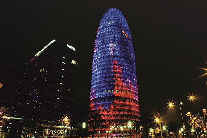 El proyecto de reforma contempla principalmente la eficiencia energética de la torre