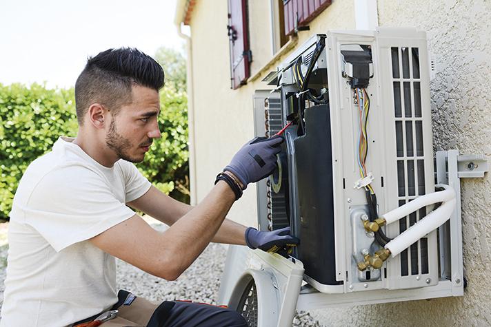 Las sanciones se refieren a equipos de refrigeración, aire acondicionado y extintores