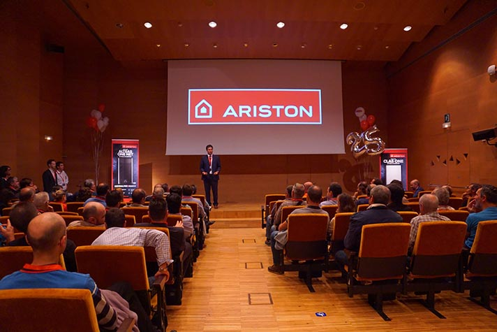 Ariston mostró sus novedades para este año 2017