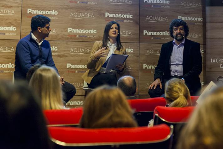 La presentación de Aquarea ha tenido lugar en Madrid
