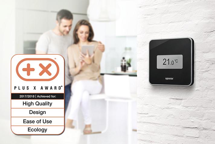 El premio ha sido otorgado a este termostato doméstico por su calidad, diseño, comodidad y ecología