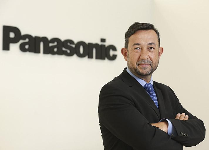 Francisco Perucho, General Manager División Climatización Sur de Europa de Panasonic