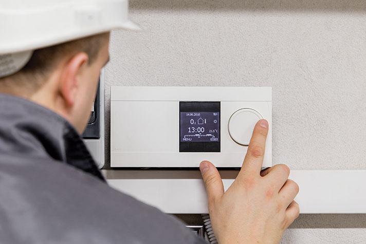 La regulación y control influyen de un modo directo sobre el confort de los usuarios y en la eficiencia energética