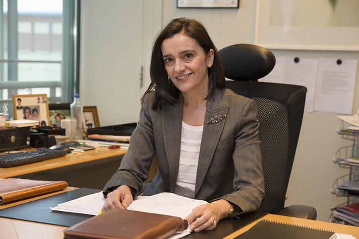 María Valcarce, Directora de Climatización y Refrigeración