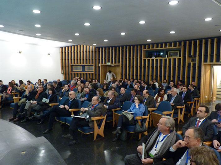 La Jornada contó con la participación de más de 110 asistentes