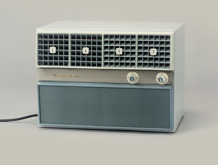 El primer aire acondicionado doméstico de Panasonic se comercializó bajo el nombre de