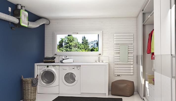 El producto EasyHOME, instalado en una vivienda