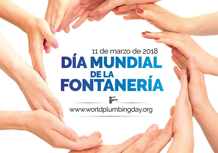 El Día Mundial de la Fontanería – World Plumbing Day tiene lugar cada 11 de marzo