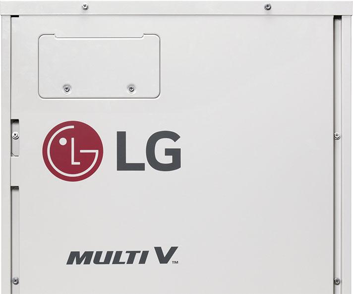 LG lanza Multi V M, una solución de climatización flexible, de poco peso y alta eficiencia energética