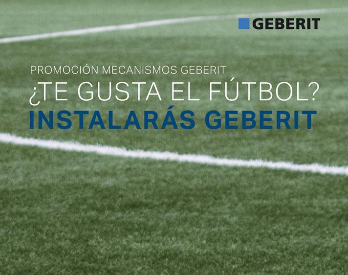 Comprar e instalar Mecanismos Universales Geberiit puede llevarte el fútbol a casa