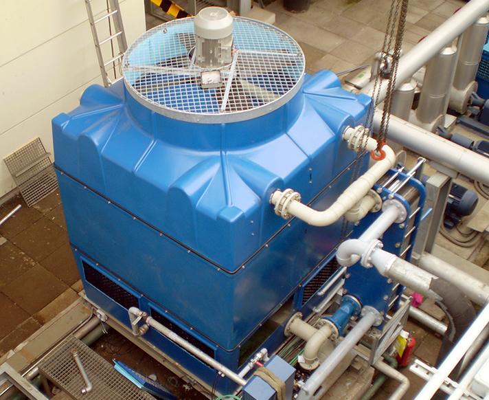 La refrigeración evaporativa constituye una tecnología con grandes posibilidades