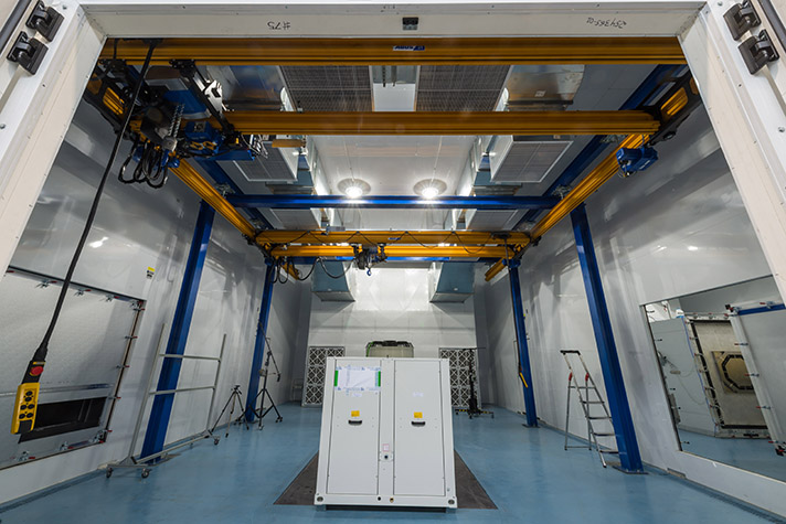 El nuevo laboratorio se integra dentro del área de Rendimiento Energético de CEIS
