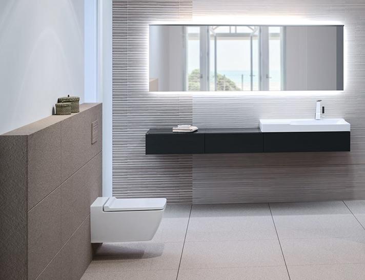 Geberit ofrece cinco consejos para reforma del baño