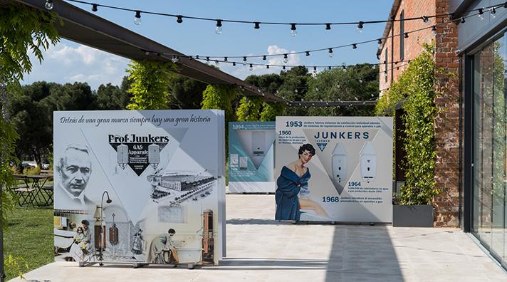 """Durante los últimos meses Junkers ha realizado en España y Portugal su gira """"Diseñados para el futuro"""""""