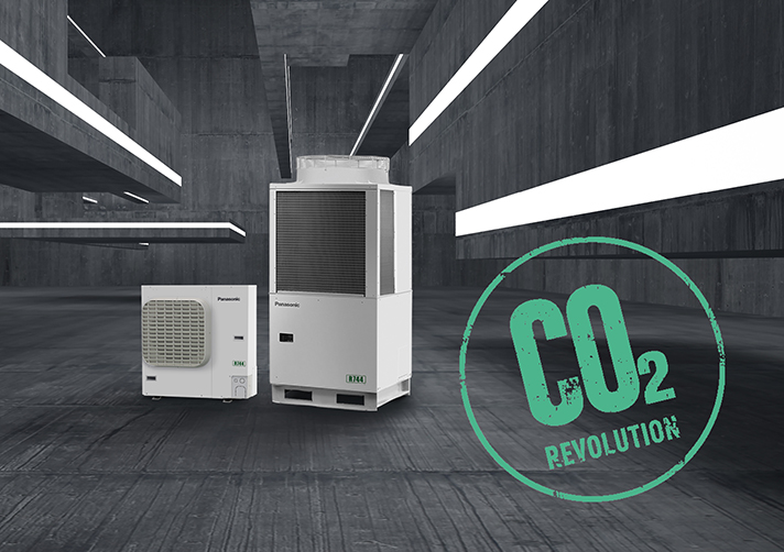 La compañía exhibirá el nuevo equipo híbrido VRF que combina gas y electricidad, las nuevas unidades de condensación de CO2 y su cambio completo al gas R32