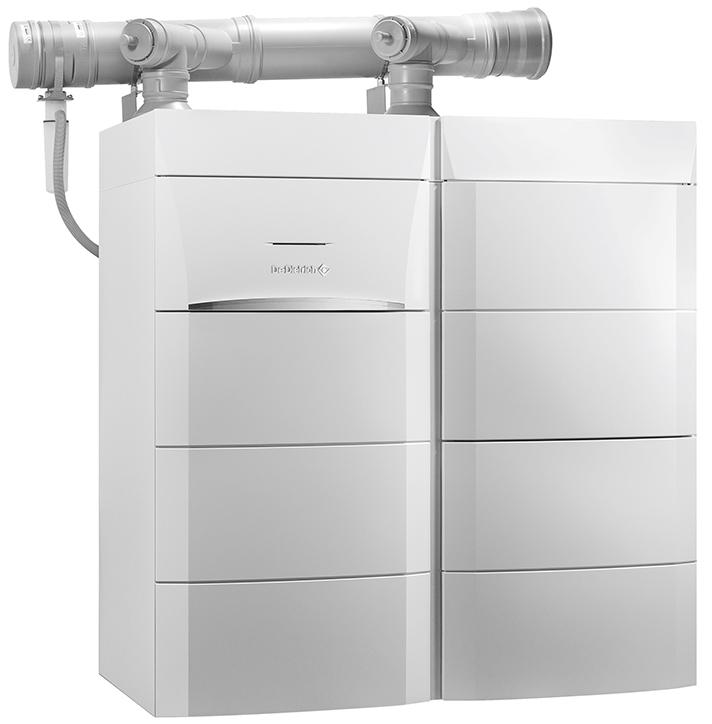 La nueva gama de gasóleo de condensación incorpora modelos de hasta 120 kW