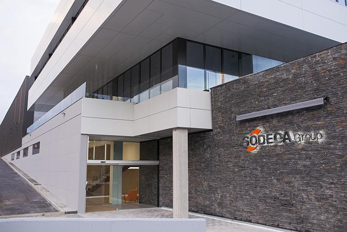 El nuevo edificio ocupa 10.000 metros cuadrados