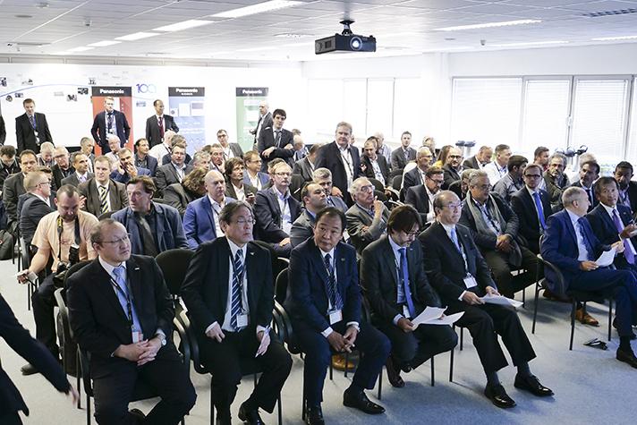 Panasonic ha inaugurado nuevas instalaciones en Pilsen, República Checa