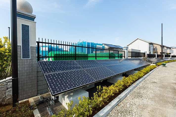 Fujisawa cuenta con las últimas tecnologías para crear, almacenar y ahorrar energía y así reducir el gasto energético