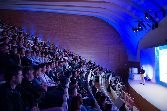 El evento tuvo lugar en el emblemático Palau Les Arts – Ópera de Valencia