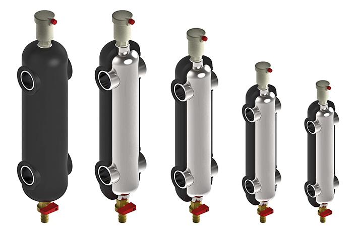 Sysclima lanza al mercado esta nueva gama de agujas hidráulicas
