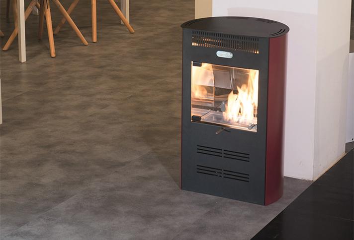 Se trata de un nuevo sistema de calefacción 100% natural