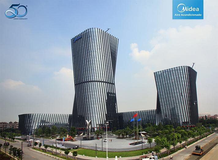 Midea ha sido la primera compañía de la categoría de aires acondicionados en conseguir la certificación energética Blue Angel