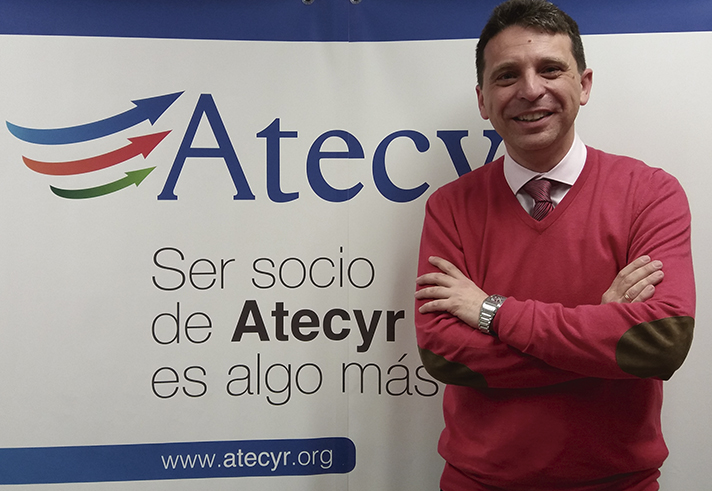Miguel Ángel Llopis, presidente de Atecyr