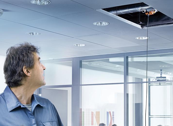 El control eficiente del ventilador es una parte vital de un sistema de VCD