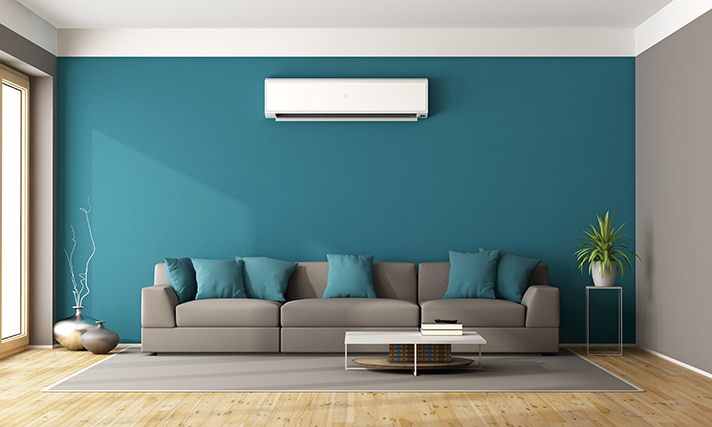 Muchas promociones de viviendas ya incluyen soluciones que ofrecen a la vez en un mismo equipo climatización, calefacción y agua caliente sanitaria
