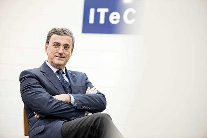 Francisco Diéguez, Director General del ITeC