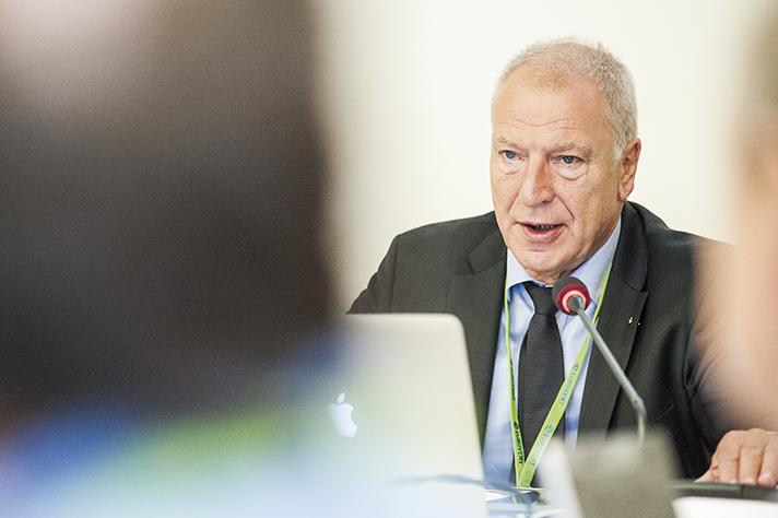 Alex Rasmussen, presidente saliente de Eurovent