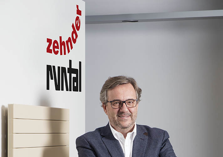José Ramón Ferrer, Director General de Zehnder Group España