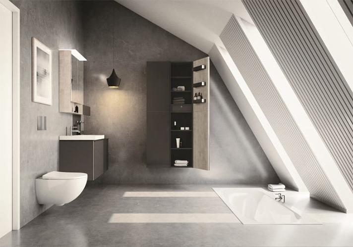 El baño, junto con la cocina, la estancia que más se renueva: el 46% de los hogares hizo obra en su cuarto de baño en 2018