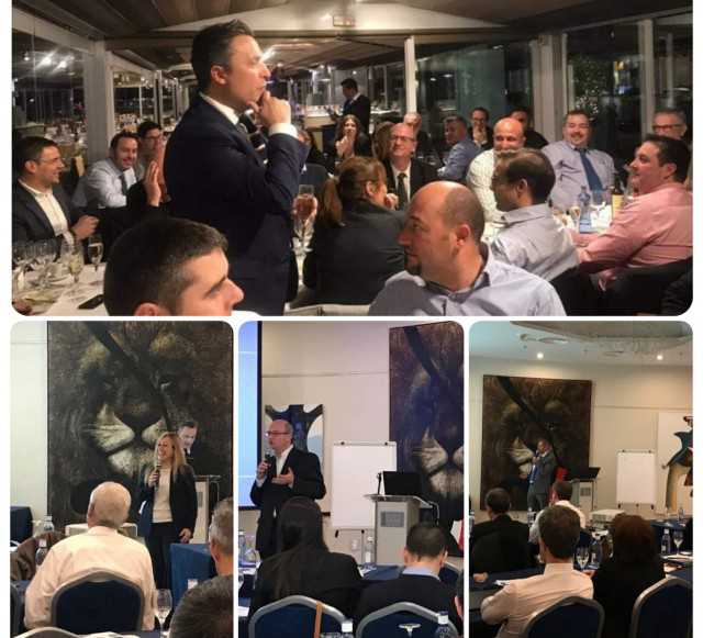 La convención anual de ventas de Adisa e Hitecsa se celebró en Sitges