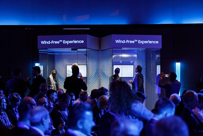 Samsung Electronics Air Conditioner Europe BV celebró el encuentro en Mónaco