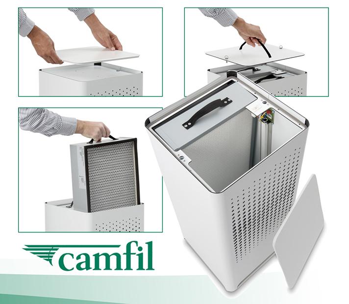 Se trata de un producto silencioso, eficiente, elegante y respetuoso con el medio ambiente