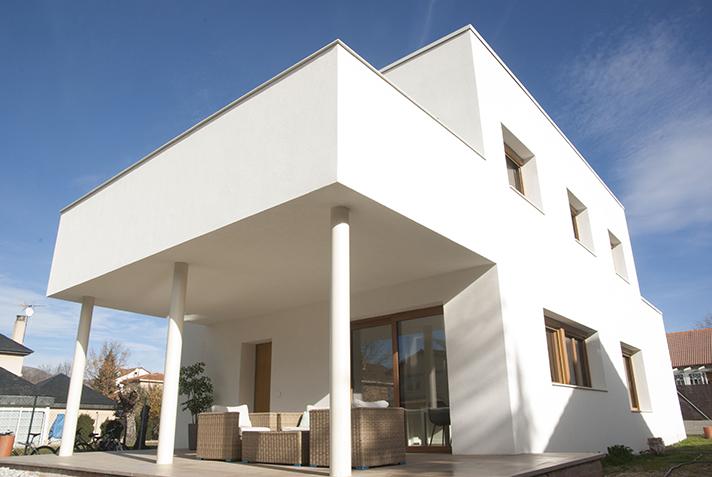 Las 3 viviendas passivhaus certificadas se encuentran en el municipio madrileño de Soto del Real