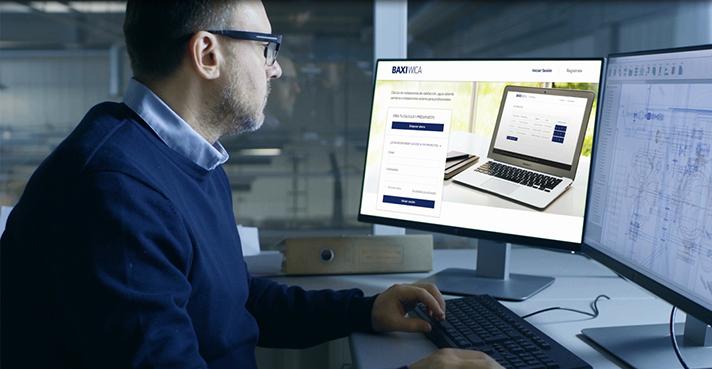 Baxi Wica es la única herramienta capaz de realizar estos cálculos en una única plataforma