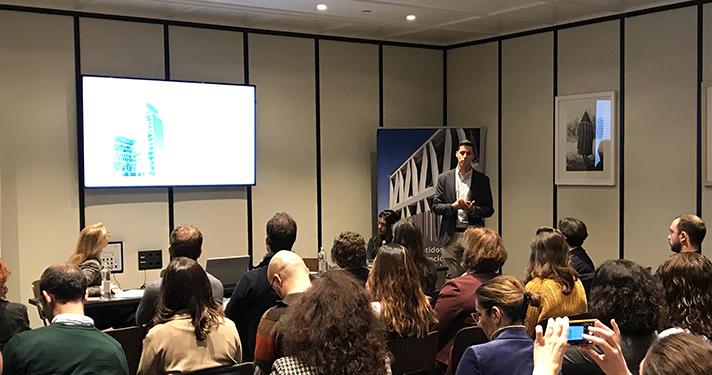 Alejandro Muro, Responsable del Segmento Hotelero de Schneider Electric, ha sido uno de los ponentes de la segunda sesión de la Conferencia BioEconomic LEED